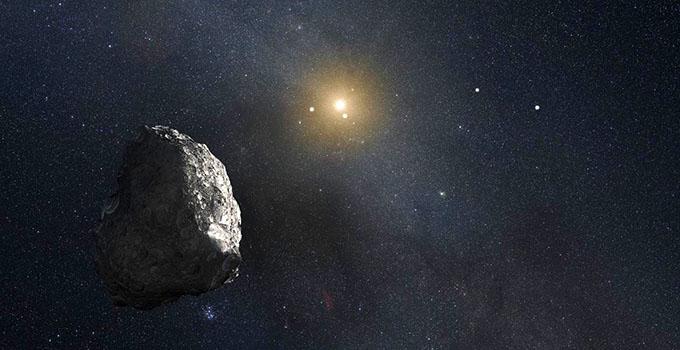 El cinturón de Kuiper del Sistema Solar